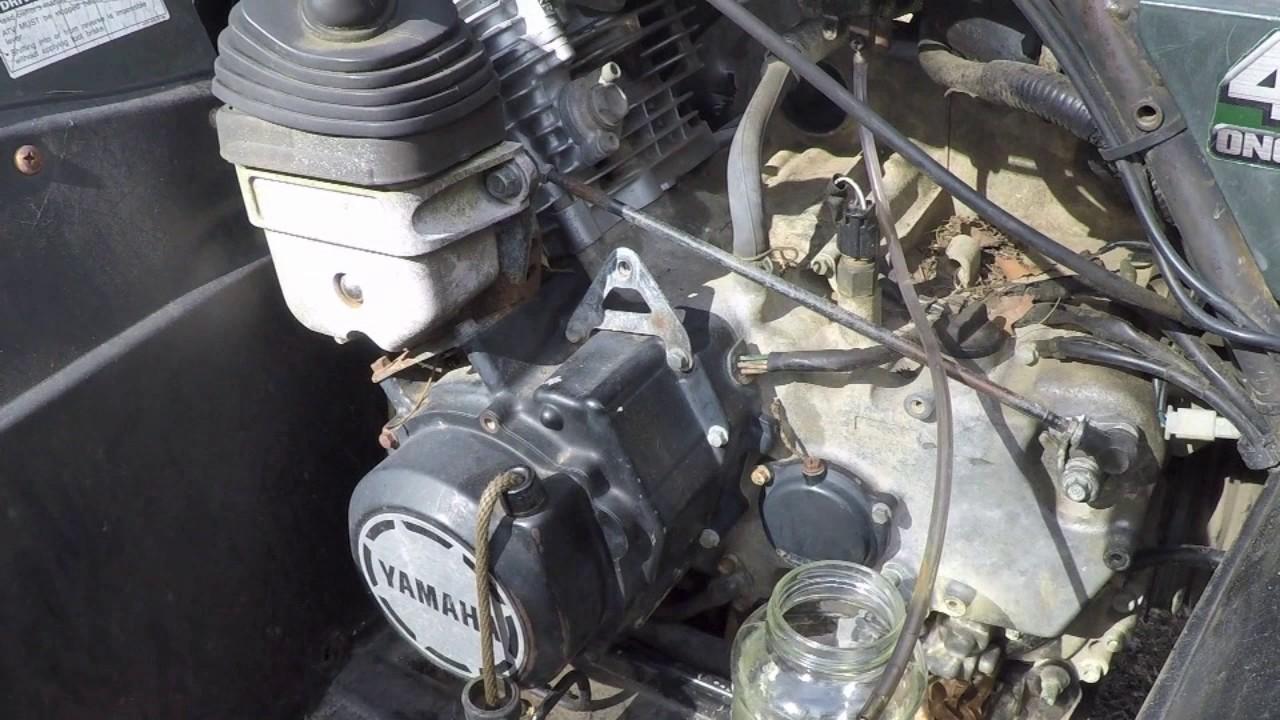 Yamaha       Grizzly    600    ATV    Part 21  YouTube