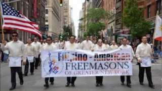 Philippine Independence Day Parade 2012.
