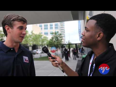 Young Republican At The DNC
