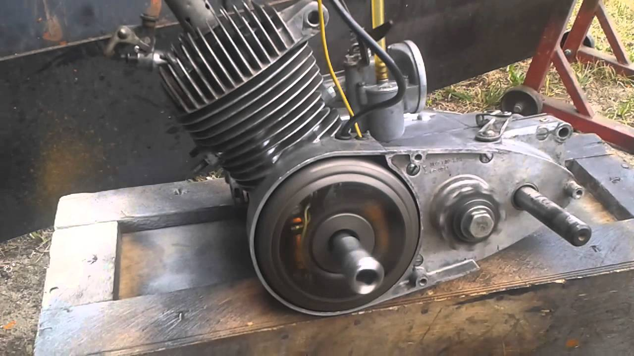 Rex motor typ 509 probelauf youtube for Electric motor repair reno nv