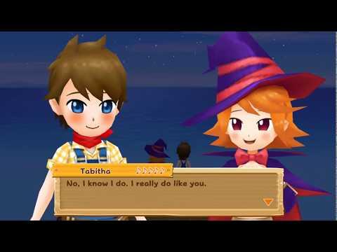 [Harvest Moon Light Of Hope] Tabitha's Confession
