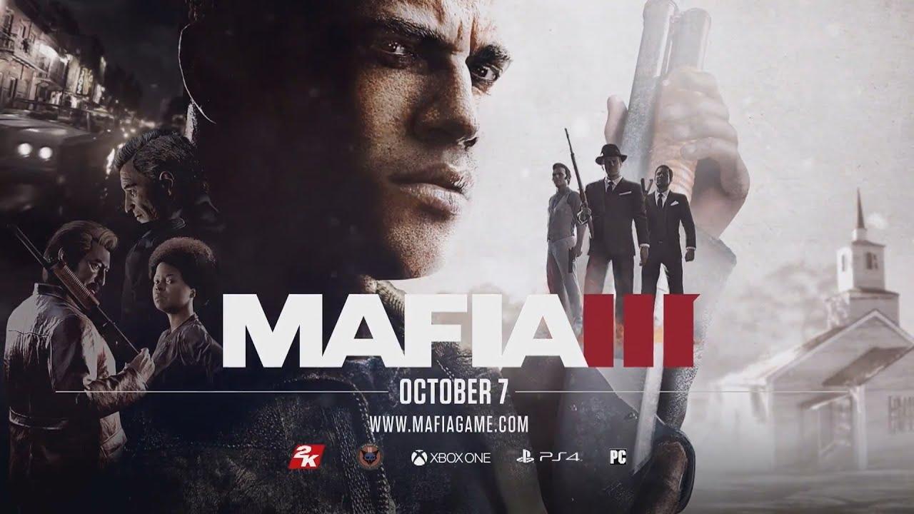 Mafia 3 The Godfather Trailer