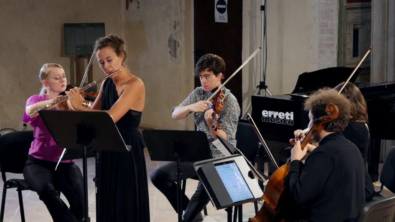 Zante · Concertino for Flute and String Quartet | Incontri Musicali