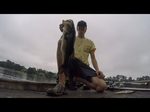 Flipping And Skipping Docks On A New Lake (Houston Lake)