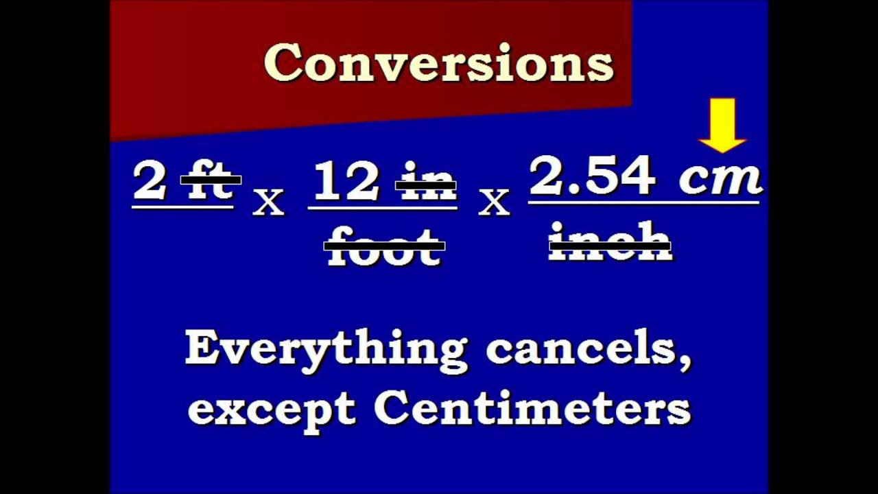 convert feet to inches