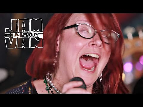 "CAROLYN WONDERLAND - ""She Wants to Know"" (Live at High Sierra Music Festival 2017) #JAMINTHEVAN"
