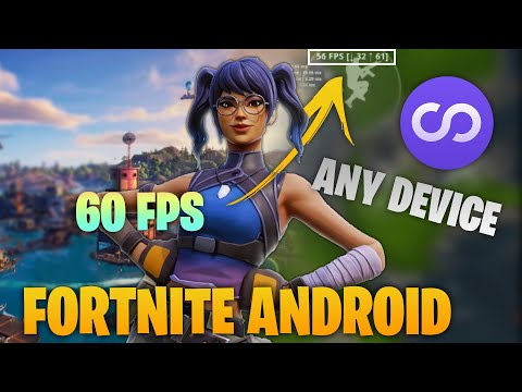 Fortnite Android 60 FPS On All Devices  100% Working   Proof   [NO ROOT]   Chapter 2 Season 3