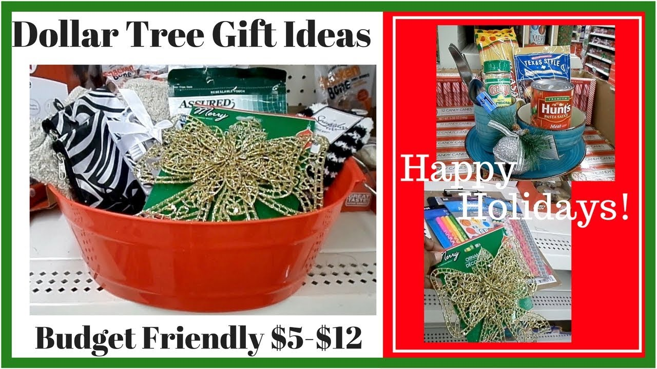 10 Dollar Tree Gift Ideas On A Budget