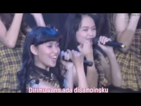 JKT48 - Eien Pressure (Collaboration Concert 19 April 2015)
