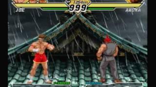 Capcom vs Snk 2 EO FINAL BOSS (XBOX)