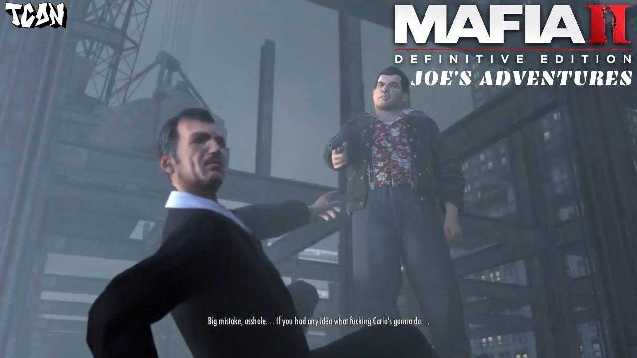 Mafia 2: Definitive Edition / Joe's Adventures - Chapter #4 / Final - Cathouse (1440p)