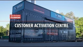 Toyota Material Handling Customer Activation Centre