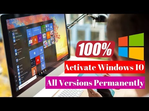 How to Activate Windows 10 Permanently Software and Product Key Free 100% Working