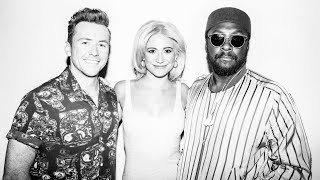 Danny Jones, Pixie Lott & Will.i.am Talk 'The Voice Kids'