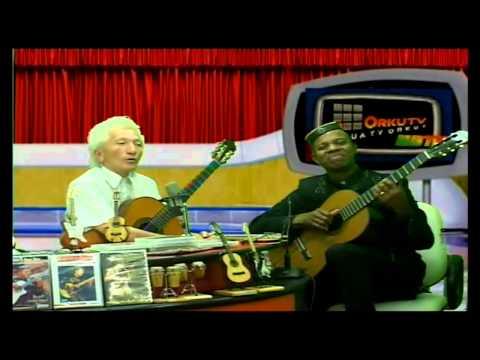 Guitar in life Luiz Alves in news
