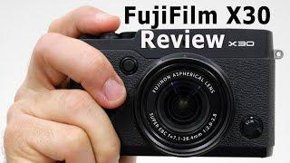 FujiFilm FinePix X30 Review