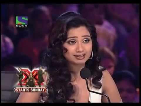 Sonu Nigam X - Factor V/s Contestant X - Factor OnZoobi Doobi