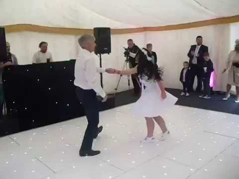 Father/Daughter Rock'n'Roll Wedding Dance