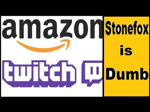 Stonefox Is DUMB. Amazon Buys Twitch For $1 Billion. PSN Hack Investigated By FBI. Xbox One Slim