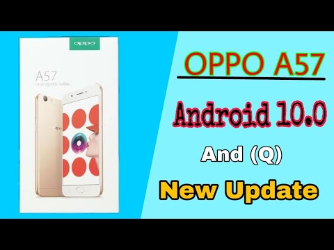 Oppo A57 Android 10.0 New Update 2020/Technical Vijay