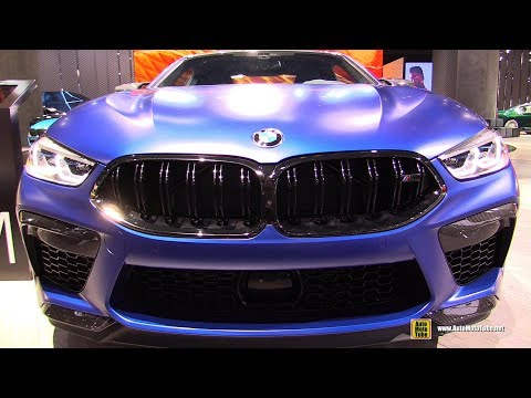 2020 BMW M8 - Exterior Interior Walkaround - 2019 LA Auto Show from YouTube · Duration:  4 minutes 36 seconds