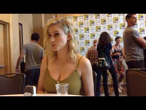 The Magicians  Olivia Taylor Dudley   SDCC 2017