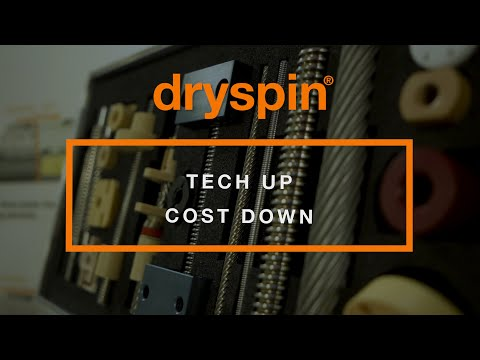 drylin® - dryspin® Lead Screws - Tech Up Cost Down