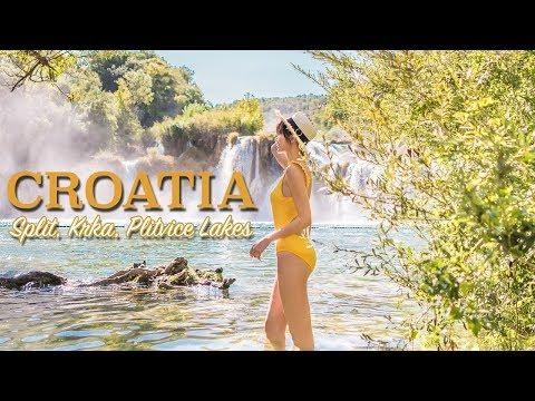 Travel Diary: Split, Krka and Plitvice Lakes, Croatia | Camille Co