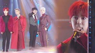 위너, 색다른 느낌으로 선배들의 곡 재해석 '하루하루' @2017 SBS 가요대전 2부 20171225