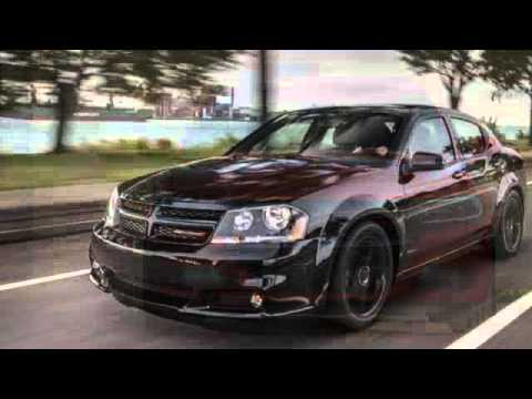 2017 Dodge Avenger Manual
