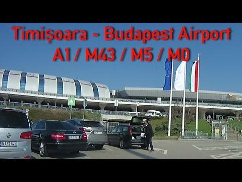 A1/M43/M5/M0 Timisoara - Budapest