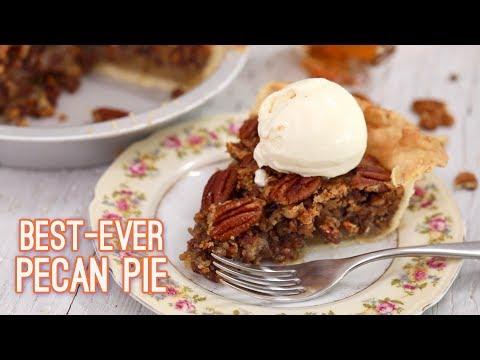Gemma's Best Ever Pecan Pie