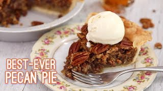 Gemma's Best Ever <b>Pecan Pie</b>