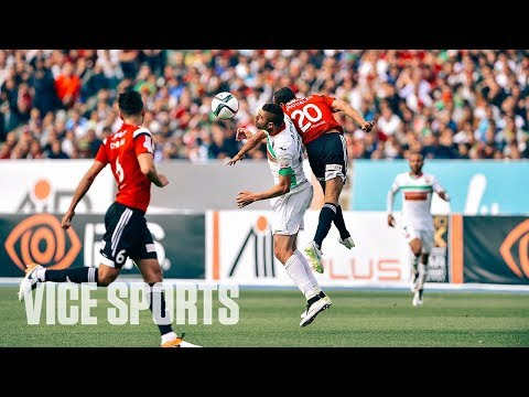 RIVALS: Soccer's Battle of Algiers – VICE World of Sports