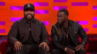 Ice Cube and Kevin Hart talk about the origins of Ice Cube's real name - The Graham Norton Show