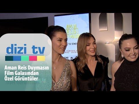 Aman Reis Duymasın film galasından özel görüntüler - Dizi Tv 661. Bölüm