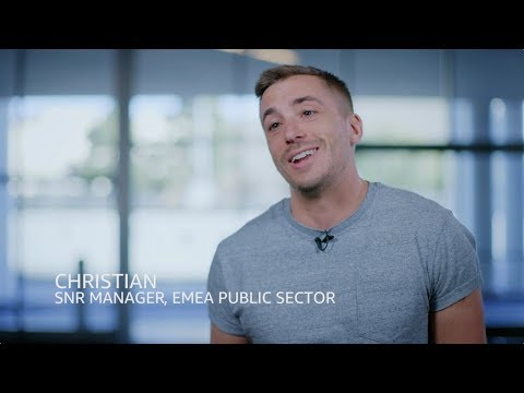 EMEA Public Sector: Find Out What Excites Us