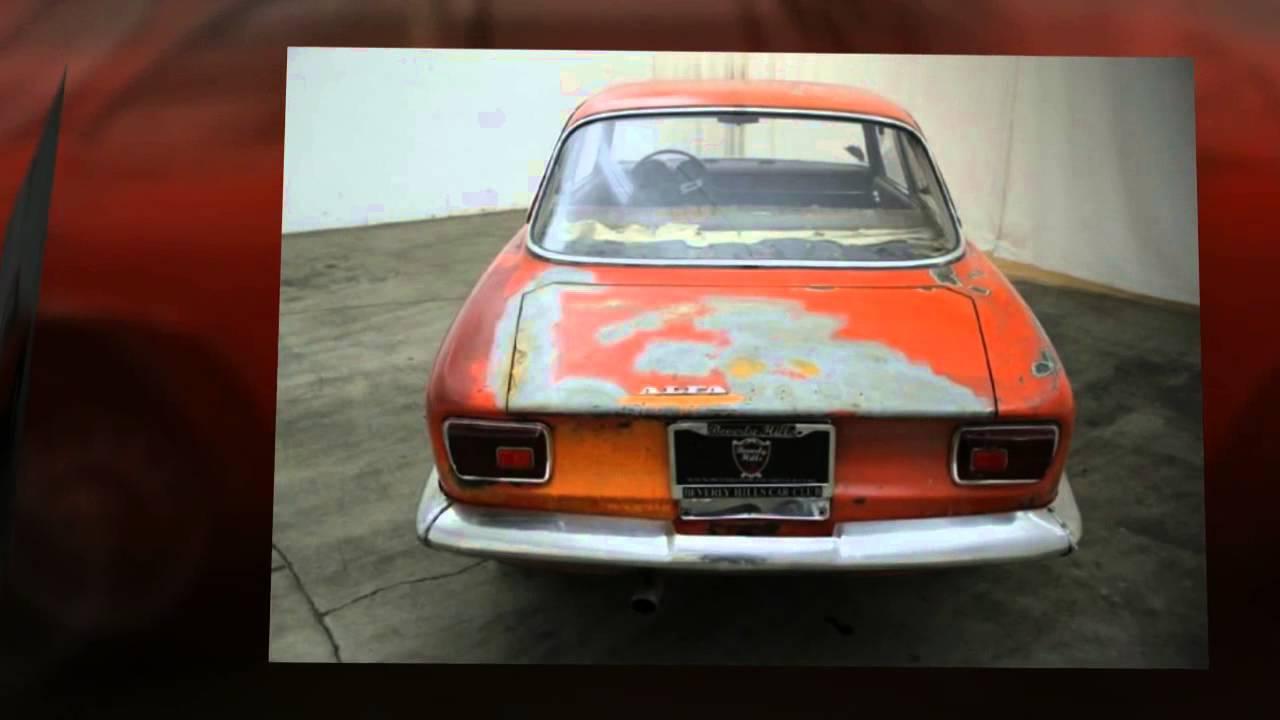1969 alfa romeo gtv for ! - youtube