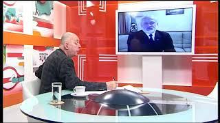 Интервью для телевидения Европа, Болгария.