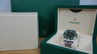 4K Review: Rolex Submariner