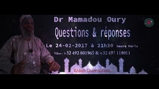 Baixar Dr. Mamadou Oury: Questions & Réponses #9 radio laawol kisal