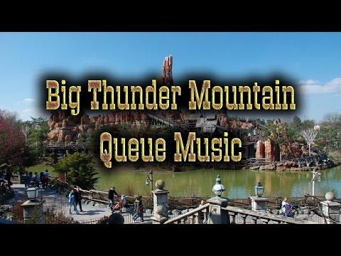 Big Thunder Mountain DLP Queue Loop (Source)