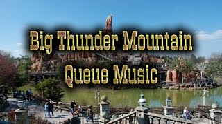 Big Thunder Mountain DLP Queue Loop (Source)