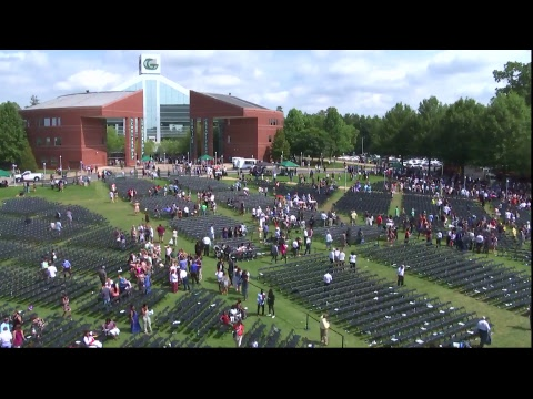 Georgia Gwinnett College Spring 2017 Commencement