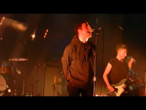 Liam Gallagher,Rock N Roll Star,Dublin Olympia,10th June 2017