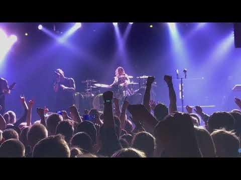 Shinedown - Black Soul Live @ Circus, Helsinki 1/12/2018