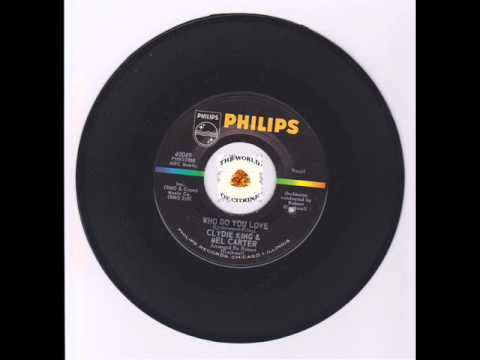 R&B Soul - Clydie King & Mel Carter - Who Do You Love