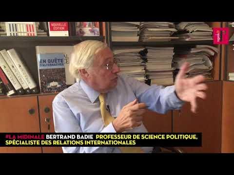 """Bertrand Badie: """"Trump met en péril la paix du monde comme jamais depuis la Seconde Guerre mondiale"""""""
