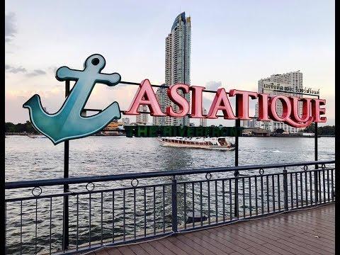 ASIATIQUE the riverfront @BANGKOK THAILAND