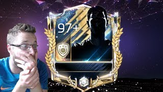 97+ Treasure Hunt Mystery Icon Revealed in FIFA Mobile 18! And You Can Help Choose Ronaldo or Henry!